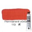 Pannoncolor akrilfesték permanentvörös 119 22 ml
