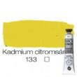 Pannoncolor akrilfesték kadmiumcitrom 133 22 ml