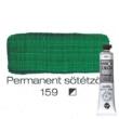Pannoncolor akrilfesték permanent sötétzöld 159 22 ml