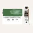 Pannoncolor olajfesték matt krómoxidzöld 815 22 ml