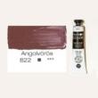 Pannoncolor olajfesték angolvörös 822 22 ml