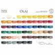 Pannoncolor olajfesték kadmiumnarancs 870 22 ml