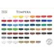 Pannoncolor tempera világossárga 200 ml