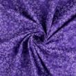 Pamutvászon kapros lila