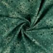 Pamutvászon kapros fenyőzöld