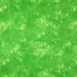Pamutvászon pixel mintás fűzöld