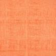 Pamutvászon antikolt hatású narancs