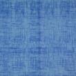 Pamutvászon antikolt hatású kék