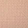 Pamutvászon leveles ágak drapp-rózsaszín