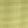 Pamutvászon rombusz-virág világoszöld-narancs