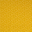 Pamutvászon apró pitypang mustár
