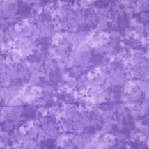 Pamutvászon batikolt lila