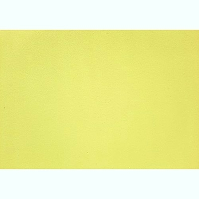 dekorgumi 2 mm A4 citromsárga