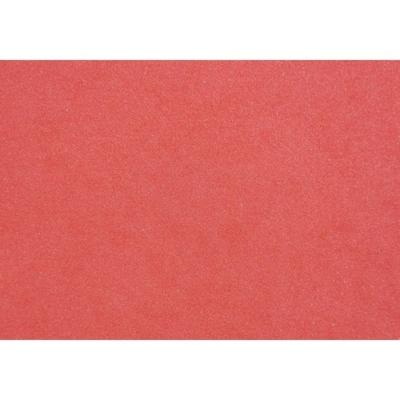 dekorgumi 2 mm A4 élénk piros