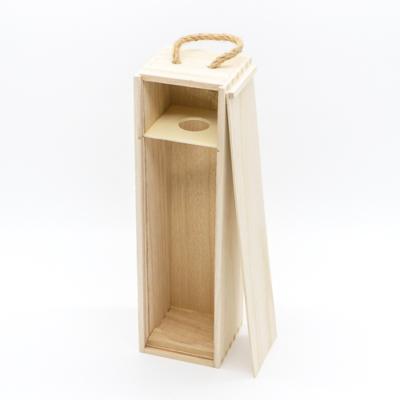 Fa bortartó elhúzható tetővel 35×10,5×9,5 cm