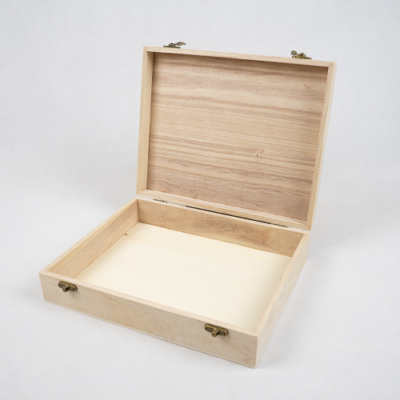 Fa fedeles doboz  28×23×7 cm