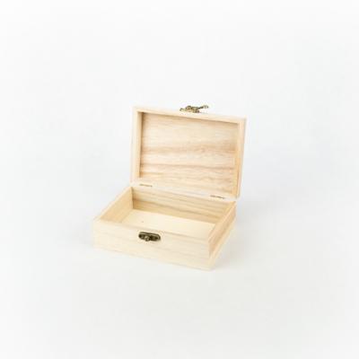 Fa fedeles doboz  15×10×5,5 cm
