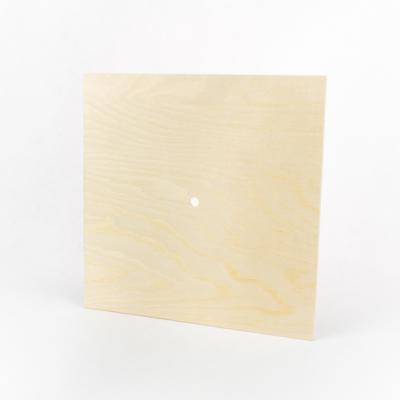 Fa óralap négyzet 25×25 cm