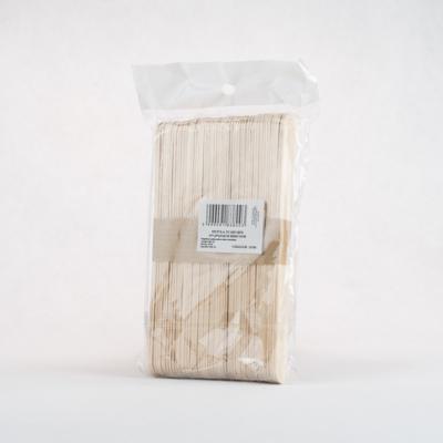 Spatula fa 15×1,8 cm egyenes 50 db