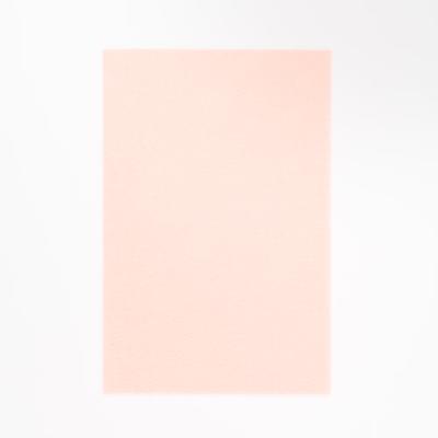 kemény filclap A4 halvány rózsaszín