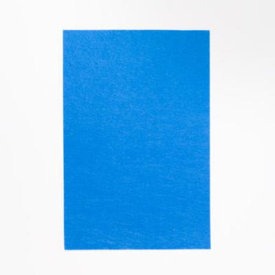 kemény filclap A4 élénk kék