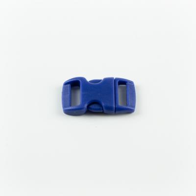 Műanyag csat 1 cm-es sötétkék