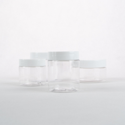 Tégely csavaros műanyag tetővel 47×60 mm