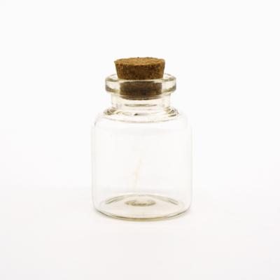 Üveg parafadugóval átmérő: 30 mm