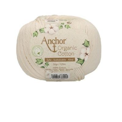 Anchor Organic Cotton fonal natúr