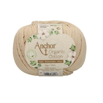 Anchor Organic Cotton fonal drapp