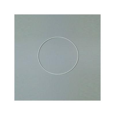 Horgolható fém alapkarika 12 cm