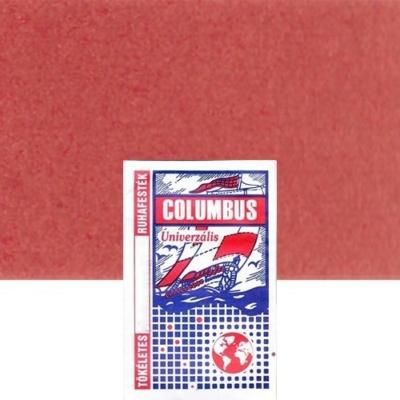 Columbus ruhafesték piros