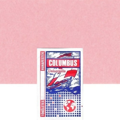 Columbus ruhafesték rózsaszín