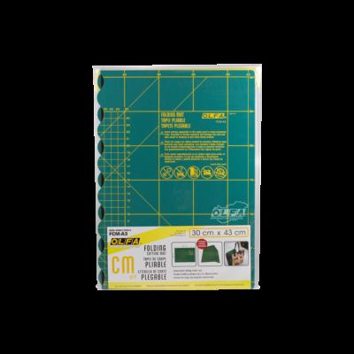 Olfa vágóalátét összehajtható 30x43 cm