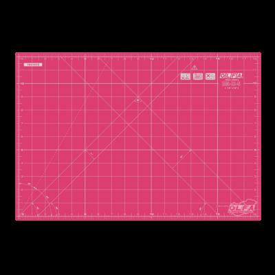 Olfa vágóalátét 60x45 cm 1.5 mm pink
