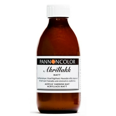 Pannoncolor akrillakk matt 200 ml