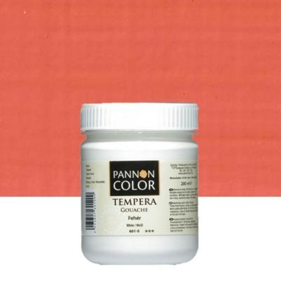 Pannoncolor tempera narancssárga 200 ml
