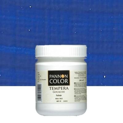 Pannoncolor tempera középkék 200 ml