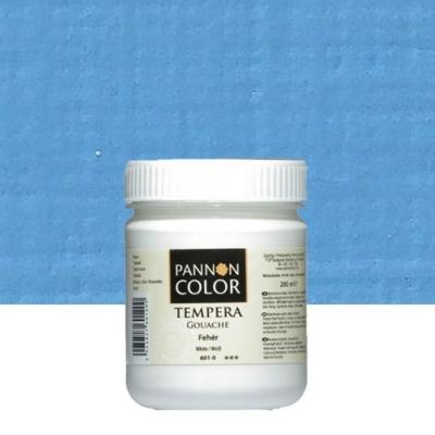 Pannoncolor tempera világoskék 200 ml