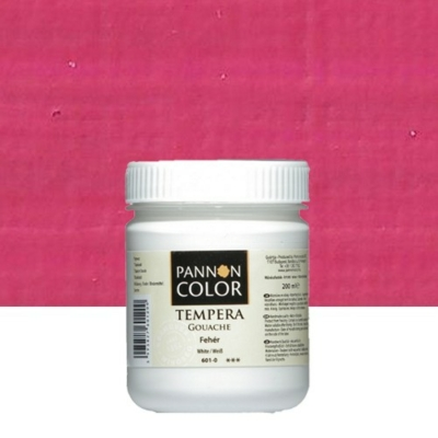 Pannoncolor tempera magenta 200 ml