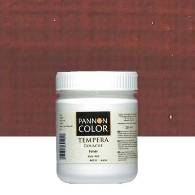 Pannoncolor tempera égetett sziéna 200 ml