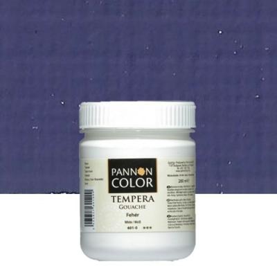 Pannoncolor tempera ibolyakék 200 ml