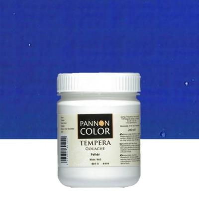 Pannoncolor tempera világos ultramarinkék 200 ml