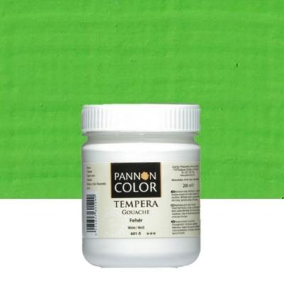 Pannoncolor tempera világoszöld 200 ml