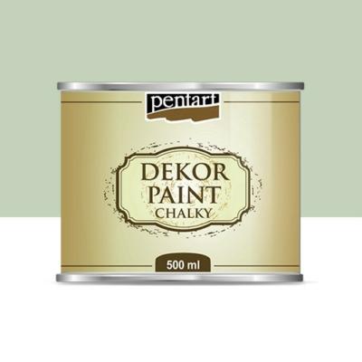 Pentart dekor soft krétafesték 500 ml zuzmózöld
