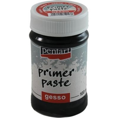 Pentart alapozó paszta fekete 100 ml
