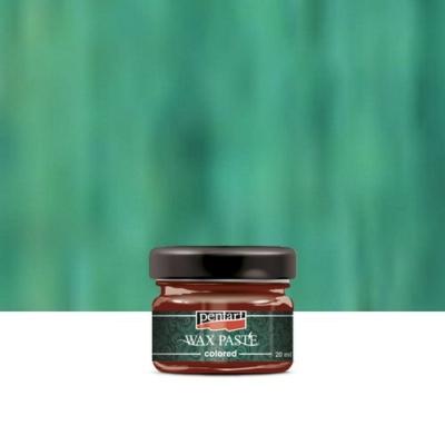Pentart viaszpaszta zöld 20 ml