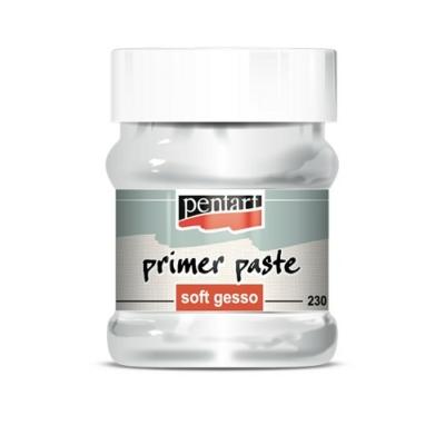 Pentart alapozó paszta lágy fehér 230 ml