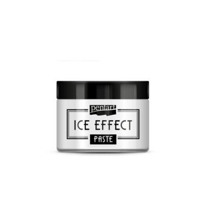 Pentart jég hatás paszta átlátszó 150 ml