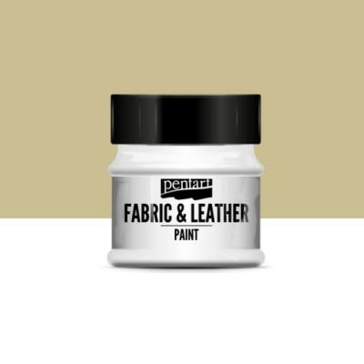 Pentart textil és bőrfesték bézs 50 ml